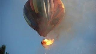 Hot Air Balloon Crashes In Texas Killing 16