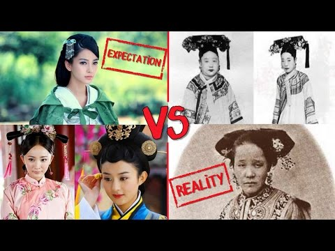 Chinese TV Dramas vs. Reality: What Chinese Royalty Really Looked Like