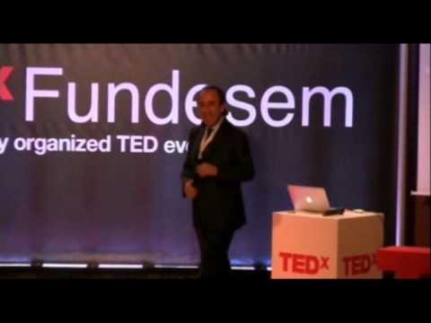 TEDxFundesem - Emilio Duró
