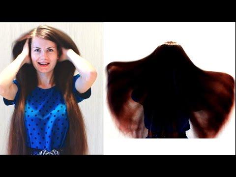 Касторовое масло для волос - для густоты, быстрого роста, от сухих и секущихся волос, от выпадения