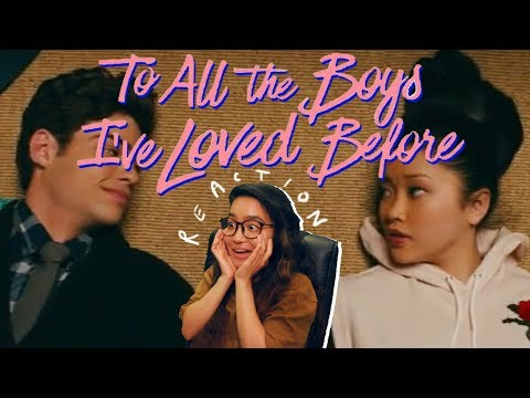 watch to all the boys i've loved before with me please