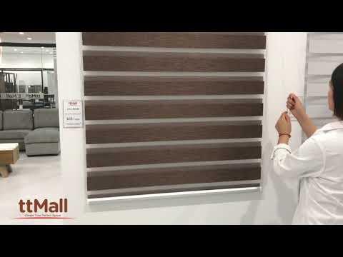 TtMall Window Blinds REVIEW - Zebra Blinds, Window Furnishing In Melbourne Australia
