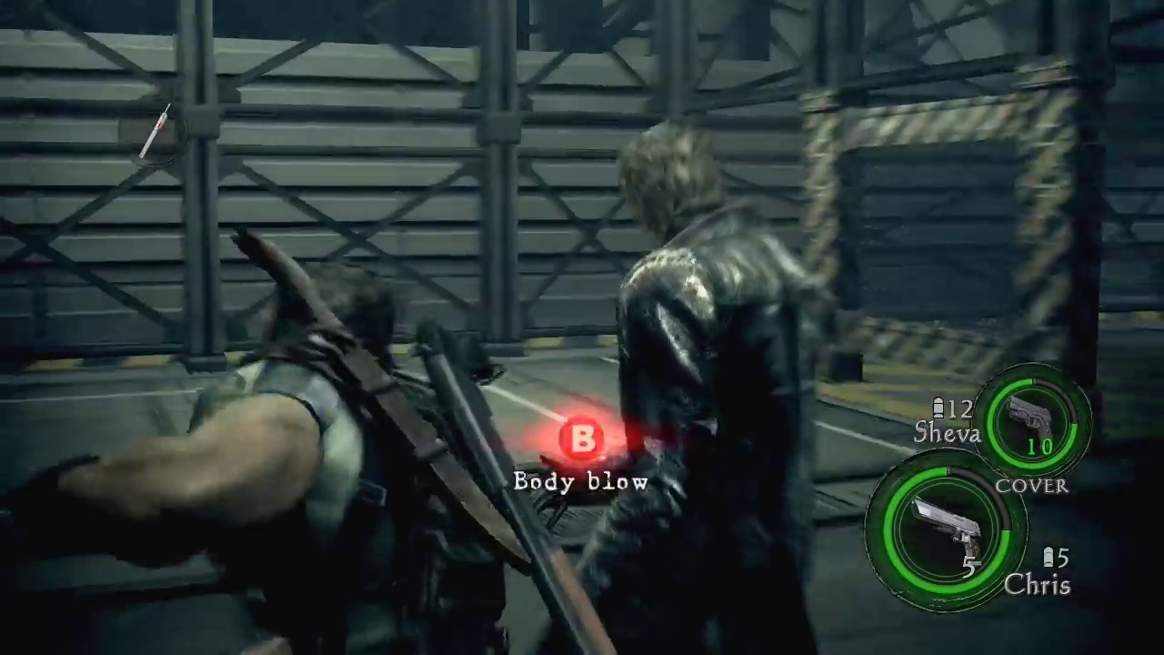 33 Resident Evil 5 Walkthrough Professional Difficulty