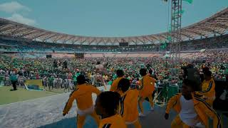 Diamond Platnumz - Perfoming live at MKapa stadium