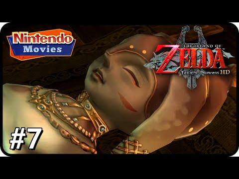 Zelda: Twilight Princess HD 100% Walkthrough Episode 7 - The Ill Zora Prince
