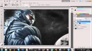 Crysis 2 Speed Art | Zondaa