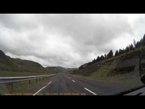 Our Scottish Tour, day 9: from Balmoral Castle to Spittal of Glenshee (Dalmunzie)