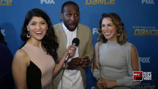 Twitch and Allison Holker talk on experience of judging kids SYTYCD