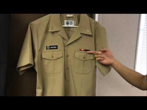NSU Uniform Wear and Care