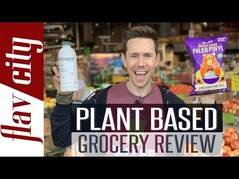 Top 15 Most Exciting Vegan Products Right Now - Plant Based Grocery Review