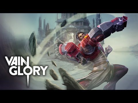 Vainglory Party Ranked Match Ep 1 Roam Ardan