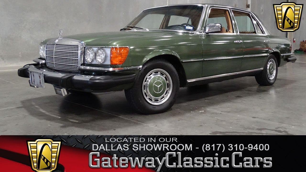 1974 Mercedes Benz 450SEL #857 Gateway Classic Cars of ...