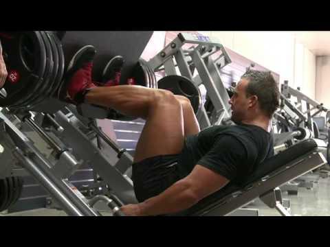 Brutal Old School Leg Workout  Logan Robson & Mark Ryan  S6 E2  Part 1  MUSCLE TV