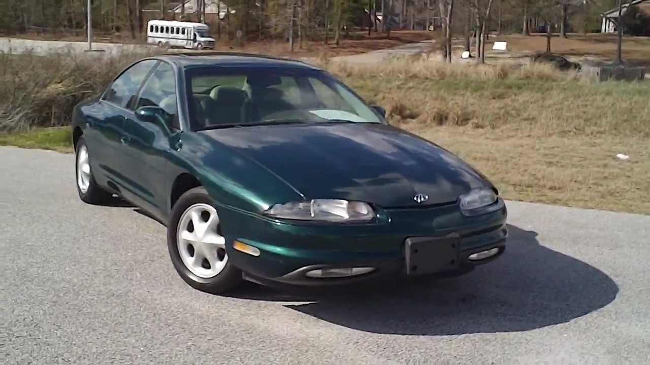 1999 oldsmobile aurora mathes auto sales used cars florence sc youtube