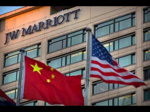 Marriott to China We Do Not Support Separatists
