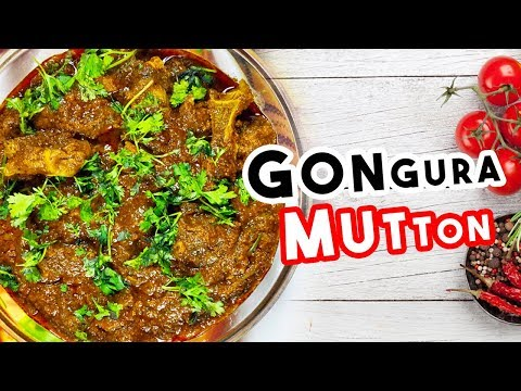 how-to-make-gongura-mutton-|-gongura-mutton-curry-recipe-|-delicious-food-|-curry-recipes