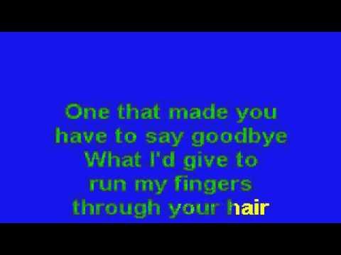 Bon Jovi   Always karaoke   YouTube 360p