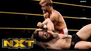 Tyler Bate vs. Cameron Grimes: WWE NXT, Oct. 30, 2019