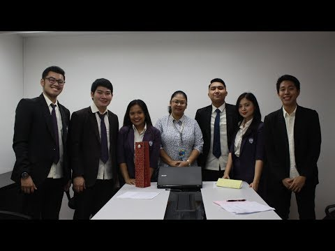 Interview with Human Resource Manager Miss Christian Garces