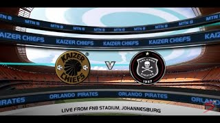 MTN8 | SF | 2nd Leg | | Kaizer Chiefs v Orlando Pirates | Highlights