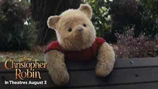 "Christopher Robin ""Wisdom of Pooh"" Featurette"