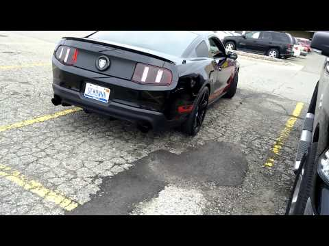 2012 mustang supercharged