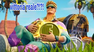 Royal victory with Team A1 ?!?! - Fortnite ITA