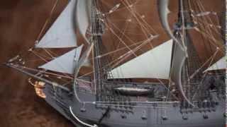 Сборная модель Черная жемчужина (Звезда, Disney)(, 2014-03-13T21:08:20.000Z)