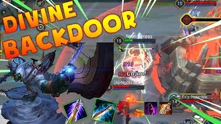 Arena Of Valor | Best Zill And Divine BackDoor Moments | Zill Build | Zill Arena Of Valor GamePlay