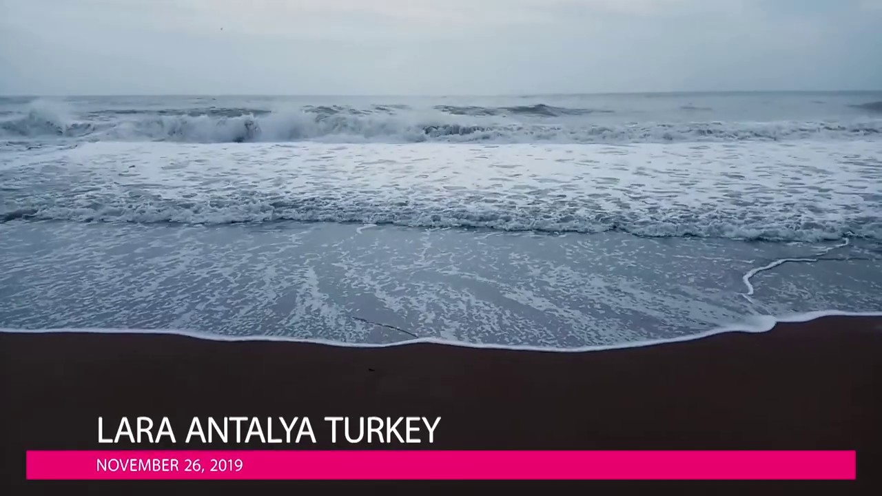 Лара Анталья Турция 26.11.2019