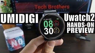 UMIDIGI UWatch2: Is It Better Than Xiaomi Mi Band 4? PREVIEW