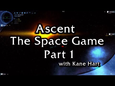 Ascent - The Space Game - Part 1