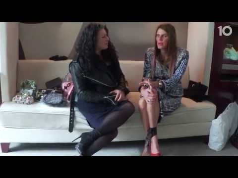 Riding With Russo: A Day With Anna Dello Russo, Part 1