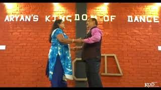 Cute Couple Dance On Old Songs|Indian Wedding Dance Performance|Choreography Aryans kingdom of dance