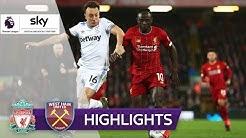 Mané der Retter! Liverpool Wahnsinn geht weiter | FC Liverpool - West Ham United 3:2 | Highlights