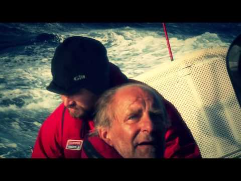 The Clipper Race heads to Qingdao - The Chinese yacht and crew are coming home...