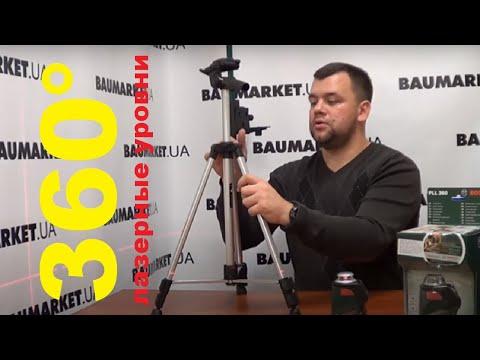 Bosch pcl 20 cross level plumb line laser doovi for Laser bosch pll 360