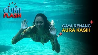Download Video Yuk! Intip Gaya Aura Kasih Berenang - CumiFlash 07 Mei 2018 MP3 3GP MP4