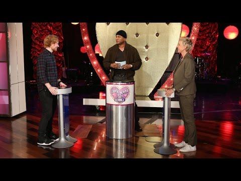 LL Cool J and Ed Sheeran Play 'Lady Lovers'