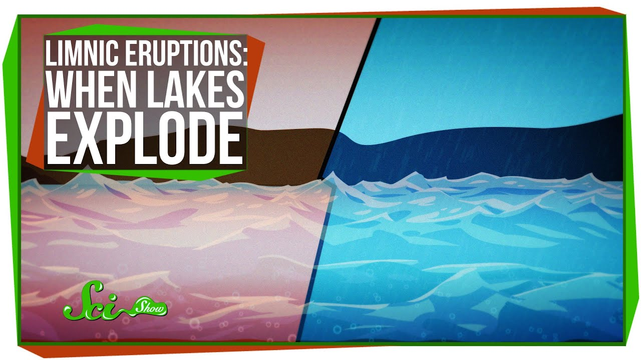 For my project I have chosen limnic eruptions! - ThingLink