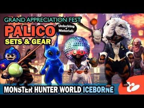 Iceborne Grand Appreciation Fest Easy Vip Gratitude Tickets And More Technobubble