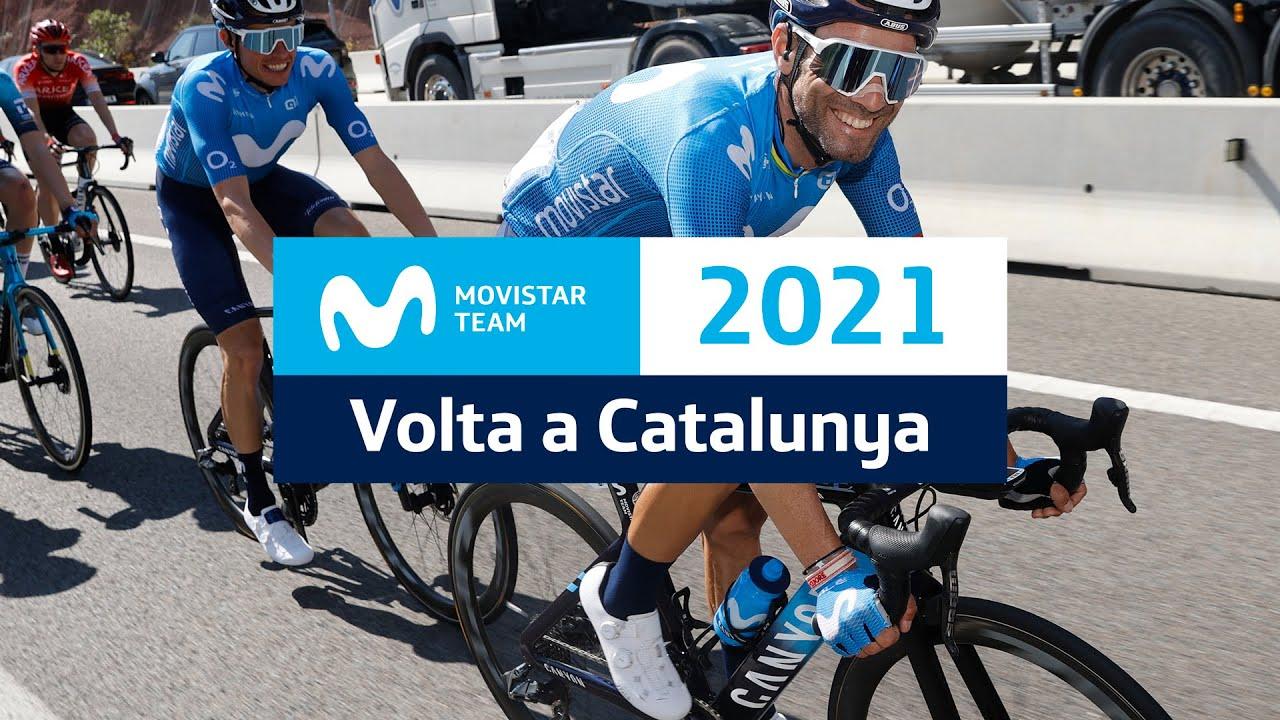 Download Una Bala más: Alejandro Valverde en la Volta a Catalunya 2021   Movistar Team