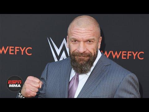Triple H: Putting On WrestleMania Felt Like An Obligation To Us   ESPN MMA