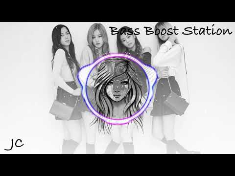 See U Later - BLACKPINK (Bass Boosted)