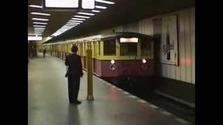 Die Berliner S-Bahn 1993