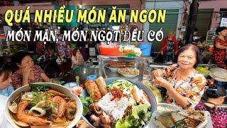 SÀI GÒN #38: Chợ Bình Tiên (Quận 6) - Thiên đường các món ăn ngon | Binh Tien market