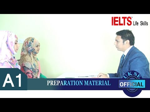 ✔ IELTS Life Skills – A1 Speaking and Listening (1a & 1b)