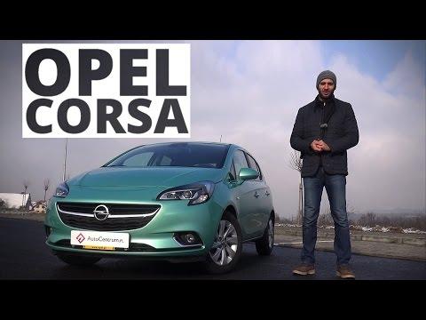 Opel Corsa 5d 1.4 Turbo 100 KM, 2015 - test AutoCentrum.pl #186