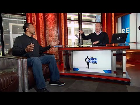 Rod Woodson Joins The RES in Studio - 11/5/14