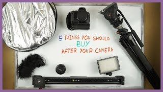 What to Buy after your Camera | The Film Look